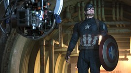 Cuplikan 'Infinity War' Ungkap 'Mainan' Baru Captain America