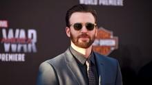 Chris Evans Klarifikasi 'Kicauan Perpisahan' Captain America