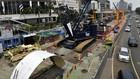 Proyek MRT dan Kemacetan
