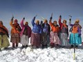 Misi Perempuan Pribumi Mendaki Delapan Dinding Tertinggi