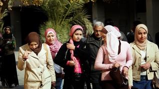 Lawan Stigma Jilbab, Mahasiswa Perancis Gelar 'Hijab Day'
