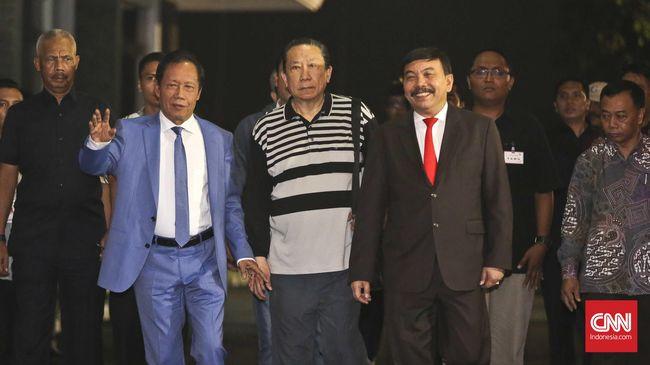 DPR Nilai Penjemputan Samadikun Seperti Memanjakan Koruptor