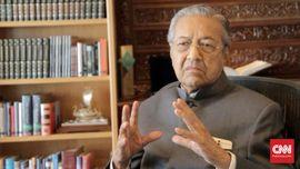 Mahathir Bantah Jadi Biang Gejolak Politik Malaysia