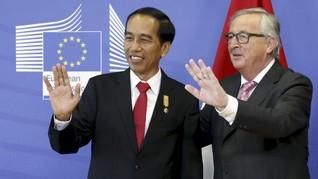Uni Eropa Siap Bahas Perdagangan Bebas dengan Indonesia