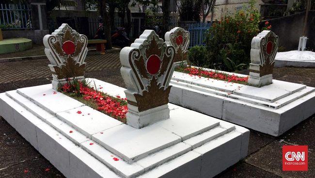 Makam Raden Saleh dan Jejak Sukarno di Tanah Bangsawan Sunda