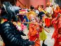 Setahun Berlalu, Runtuhan Gempa Nepal Masih Berserak