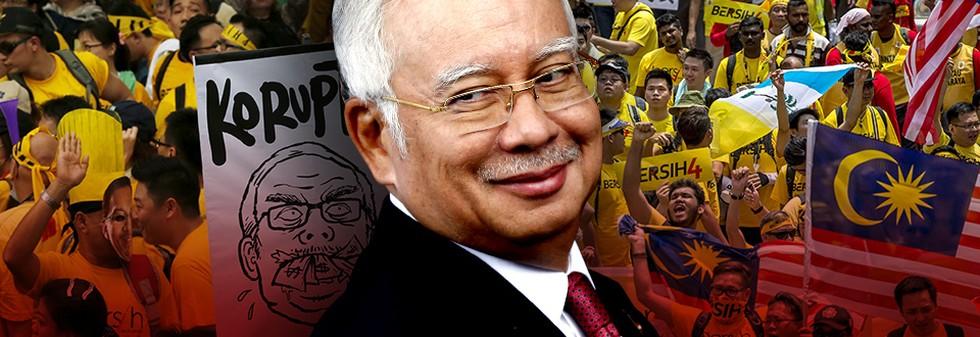 Malaysia Bersatu Ganyang Najib