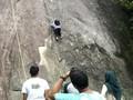 Kisah Gina, Pemanjat Tebing Cilik dari Bukit Tinggi