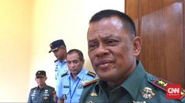 Jenderal Gatot Sebut TNI Solid soal 1965