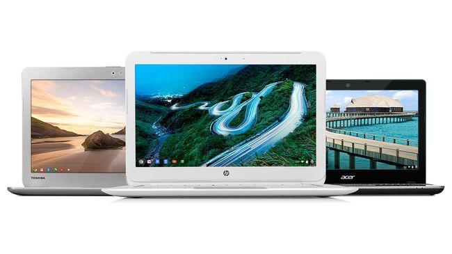 Alasan Chromebook Tak Populer di Indonesia