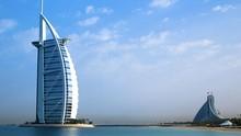 Atraksi Wisata Bangunan Modern di Dubai