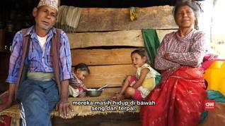 Setahun Gempa Nepal, Warga Masih Hidup Dalam Kesusahan