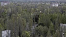 Kota 'Nuklir' Chernobyl Dijadikan Tempat Festival Musik