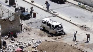 Serangan Gagal, Bahrumsyah Tewas Bersama ISIS di Suriah