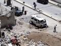 Tiga Bom Bunuh Diri Hantam Damaskus, Tujuh Orang Tewas