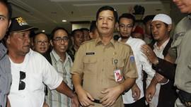 Wali Kota Rustam Effendi, Dilepas Ahok Dilantik Anies