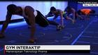 Bugar dengan Interactive Gym