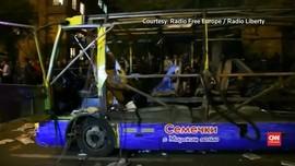 Bus Meledak di Armenia, Dua Orang Tewas