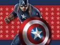 Angka-angka Captain America