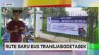 Pengoperasian Trayek Baru Bus Transjabodetabek