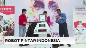 ROPI si Robot Pintar dari Indonesia