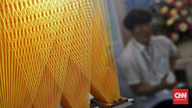Mencari Obat Mujarab Penyakit Kronis Industri Tekstil