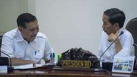 Jokowi Minta Pertamina Beli Minyak Dalam Negeri
