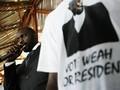 George Weah Mencalonkan Diri Jadi Presiden Liberia