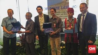 Tiga Komunitas Indonesia Raih Penghargaan Lingkungan Dunia