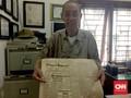 38 Tahun Menjaga Kertas Semen Titipan Pramoedya