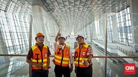 Menengok Pembangunan Terminal 3 Ultimate yang Elok