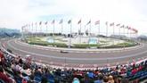 Klasemen saat ini dipimpin Nico Rosberg yang mendapatkan poin sempurna 100 dari empat balapan. (Dok. Manor Grand Prix Racing Ltd)
