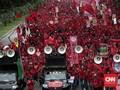 May Day, Serikat Buruh Migran Gelar Aksi di Sejumlah Daerah