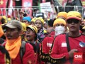 KSPI Dukung Kampanye #2019GantiPresiden Meski Masih Abstrak