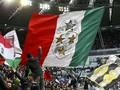Potret Pesta Scudetto Juventus di Stadion Juventus