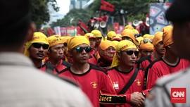Serikat Buruh Soal Omnibus Law: Apa Mau Kerja Tapi Nombok?