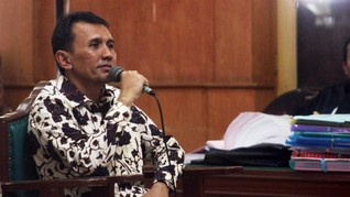 Ayah Ijeck Diperiksa KPK soal Utang Gatot Pujo Nugroho