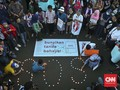 Aksi Keprihatinan dan Solidaritas untuk Yuyun