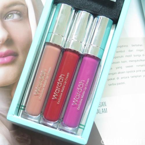 Product Review Lipstik Cair Terbaru Dari Wardah Yang