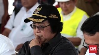 Menteri Siti Sebut RAPP Lawan Aturan dan Membangkang