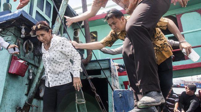 Nelayan Pantura Minta Susi Pudjiastuti Tak Sekadar Janji
