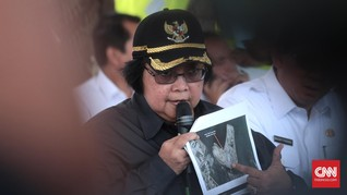 Besok, Menteri Siti Panggil Bos RAPP Soal 'Pembangkangan'