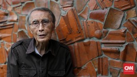 Sapardi Djoko Damono Rilis Tujuh Buku di Usia ke-77 Tahun