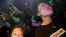 Pesta Terakhir Penggemar Musik Underground di Mao Live