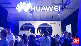 Huawei Akui Bisnis Ponsel Pintar di Indonesia Sangat Sengit