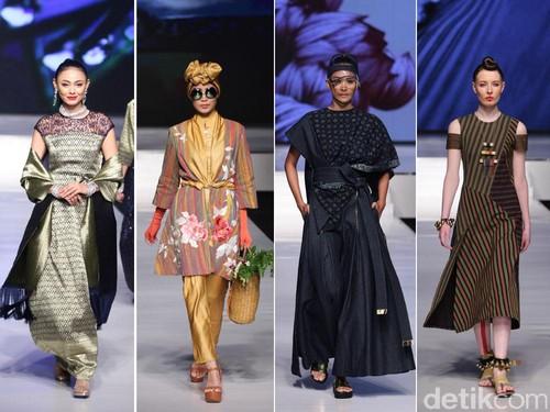 7 Desainer Tampilkan Keindahan Kain Indonesia Barat di JFFF 2016
