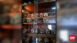 Potret Bengis Khmer Merah di Penjara Genosida Kamboja