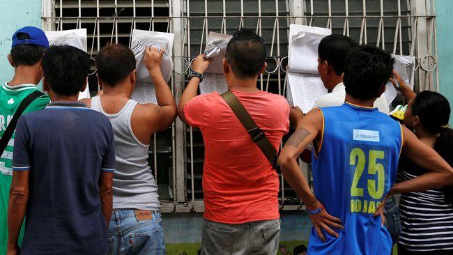 Filipina Gelar Referendum Perluasan Otonomi Daerah Muslim