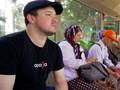Pria Perancis Pengurai Macet Jakarta
