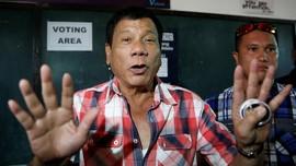 Kemenhan Minta Duterte Resmikan Militer Berantas Narkotik
